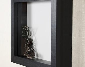 18x24 Shadow Box Frame - EXTRA Deep Shadow Box, 4 Inches or 5 Inches Deep - Black