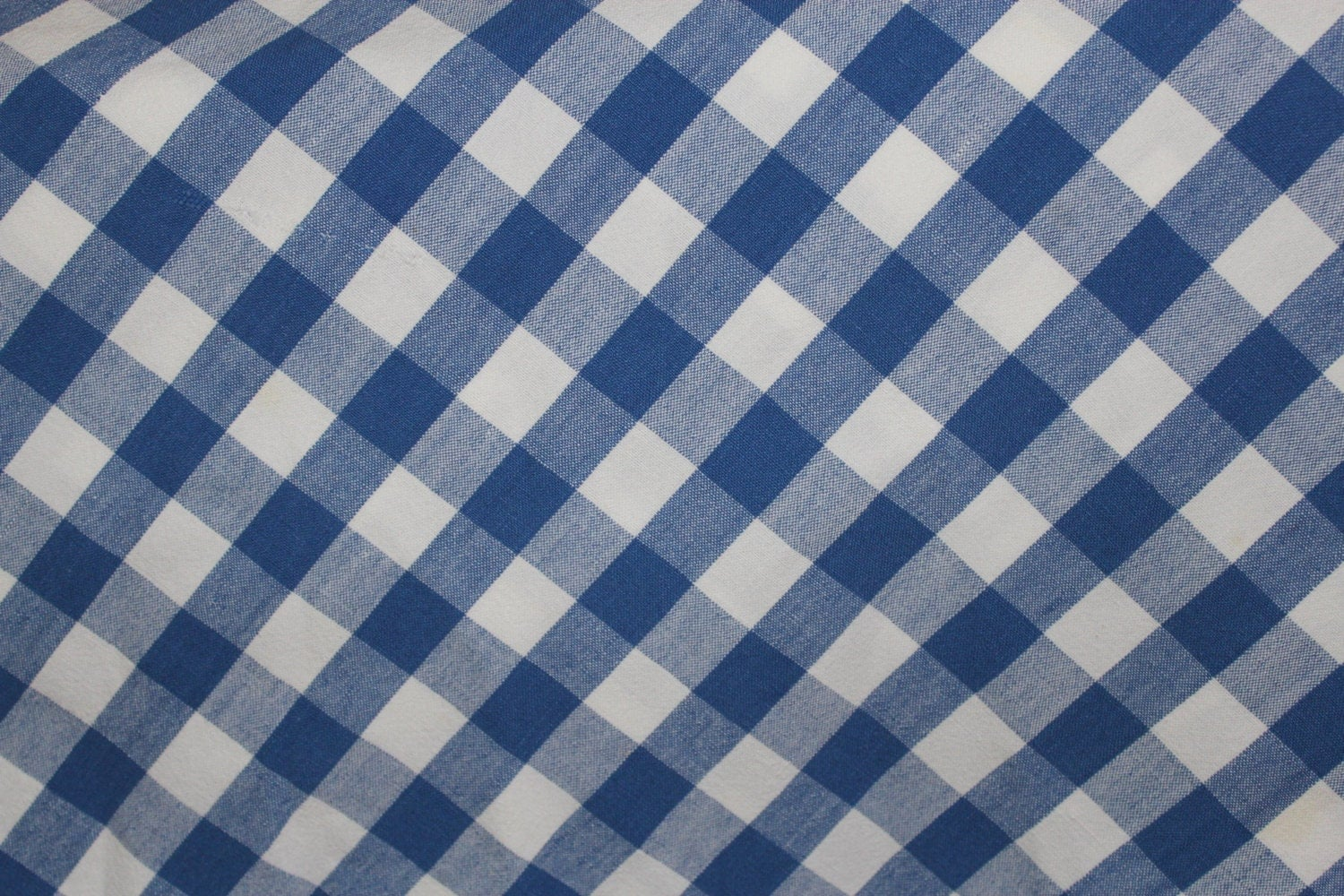 blue and white checkered paper napkins Blue gingham napkins, blue plaid napkins, summer picnic paper tableware, 4th of july, father's day decorations, birthday party partypartsus blue & white check dinner napkins-carolina gingham cotton reusable country chic, rustic, americana, summer picnic, july 4th patriotic table.