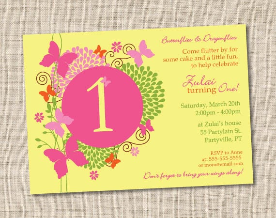 Diy First Birthday Invitations for luxury invitation sample