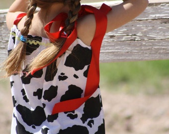 Inspired from Jessie the cowgirl dress,costume with ruffles perfect for birthdays,Disney  vacation,Halloween costume