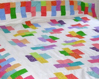 "Full / Twin Quilt - 67"" X 85"" SALE SALE SALE"