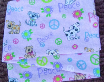 Peacful Pups, , ***STAGE 1*** Children's G Tube Belly Band Wrap, (waist size 17.5-19.5 inches)