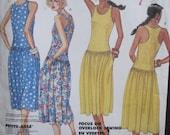 Vintage 1977 and 1986 fashion patterns  Dashiki,  Bell bottoms, Sundress, Vests & jackets, Disco, Preppie