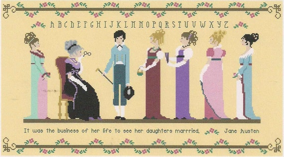 The Business of Her Life / A Pride and Prejudice Sampler