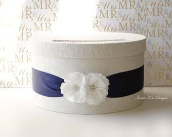Wedding Card Box, Money Holder, Gift Card Box- Custom Card Box