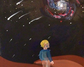 Wonder - Original Acrylic on Canvas