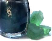 pantone emerald green nailpolish, nail polish . Emerald City