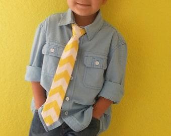 Baby boy chevron necktie/ toddlerchevron  necktie/ picture perfect chevron necktie