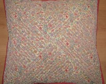Chennile Cushion Cover