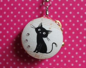 cat macaroon coin purse/jewellery case