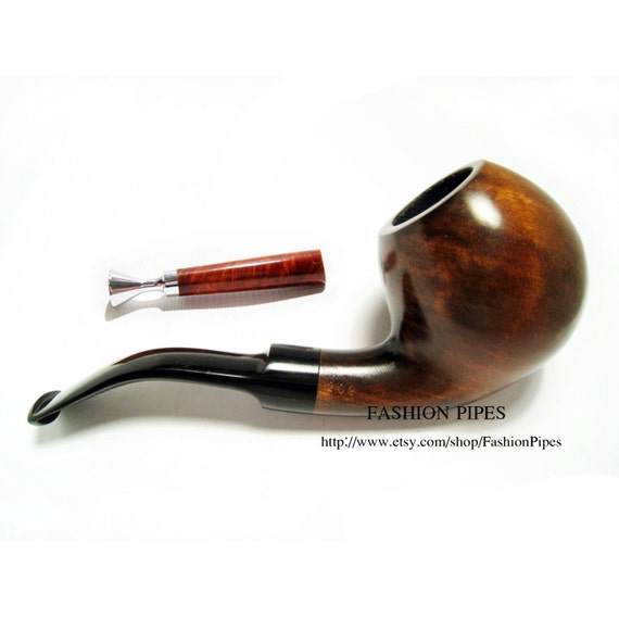 Pear Root Wooden Pipe Pipes Tobacco Pipe Ball Tamper Wood