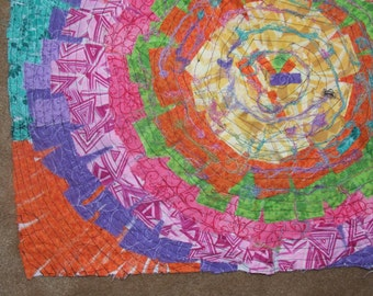 Collage fabric