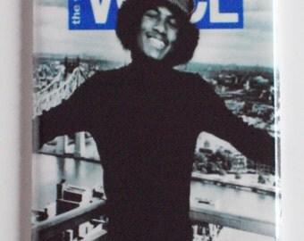 Michael Jackson Fridge Magnet