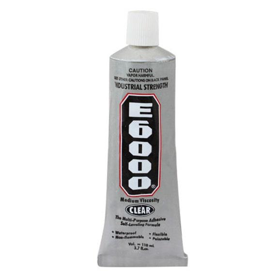 Using E6000 Glue On Glass Removal Uv C Germicidal Lamp