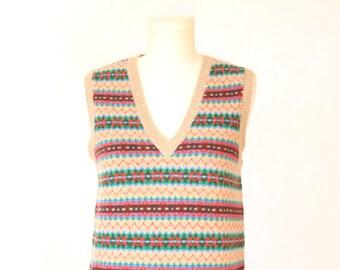 Ralph Lauren Isabel Marant Sweater Bohemian Vest - Size Small