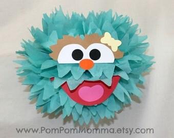 Rosita Inspired Character Pom