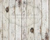 4ft x 3ft Vinyl Photography Backdrop / Worn Wood