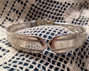 Reflection 1939 Silverware Bracelet
