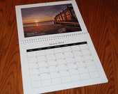 New Jersey Shore Calendar 2014  - SALE SALE SALE - 8.5x11 Spiral - Avalon Ocean City Sea Isle Seaside Park