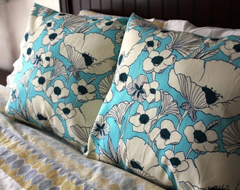 Pillow Cover Set Power Poppy 18X18