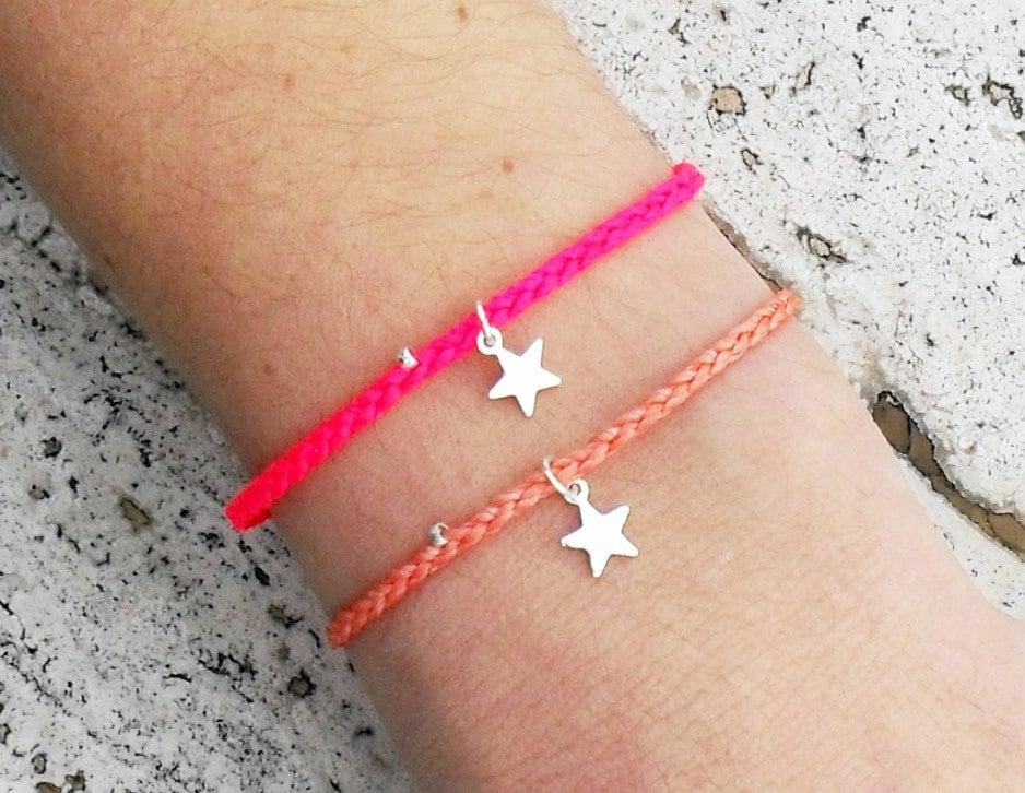 how to make nylon cord bracelets