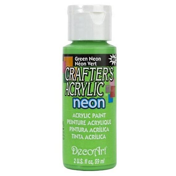 Neon Green Acrylic Paint 2oz #2: il 570xN 6w8o