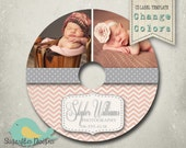 CD/Dvd Label PHOTOSHOP TEMPLATE  - Label 20