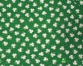 1 Yard Shamrock Fabric