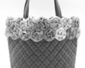 Reserved For Charli Britt - Nuno Roses Tote Bag