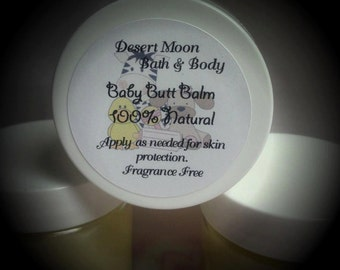 Baby Butt Balm 100% Natural Fragrance Free