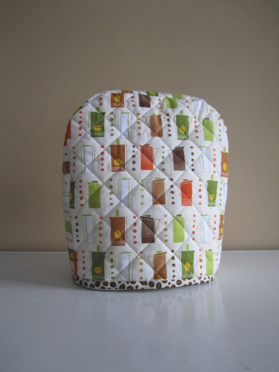 4 And 5 Quart Quilted Kitchen Aid Mixer Cover Metro