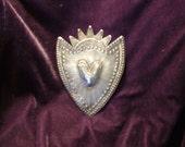 Tin Heart Shield