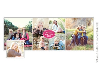 INSTANT DOWNLOAD - Photoshop Facebook timeline cover - Photoshop template - E644