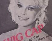 Eva Gabor wig cap