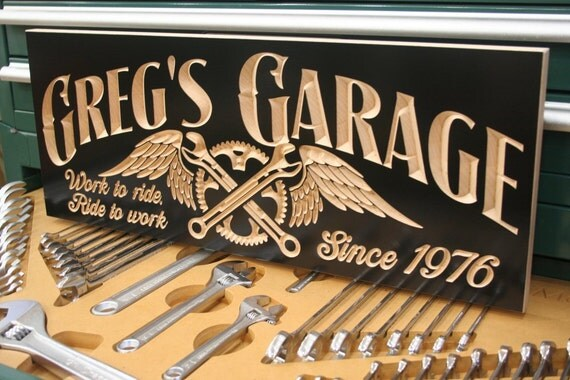 Engraved Man Cave Signs : Unavailable listing on etsy
