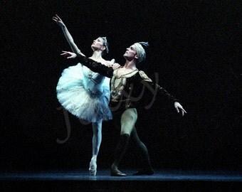 Alina Cojacaru and Angel Corella in La Bayadere - The Royal Ballet