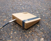 Poplar/Ash Shoe Box - A Stompbox by Index Drums