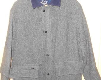 Vintage Woolrich Men's Coat