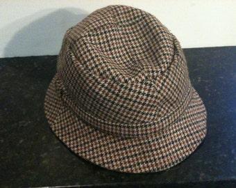 Vintage 60s Mens Fedora Hat Sale