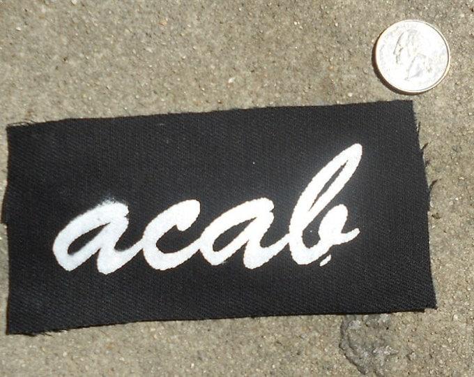 ACAB - Punk Patch