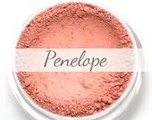 "Eyeshadow Sample - ""Penelope"" - matte light rose pink (Vegan) Mineral Makeup Eye Color Pigment"