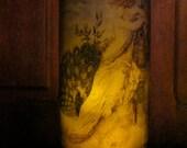 Spirit Guide Candleholder