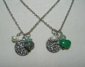 Key West Sand Dollar Necklace