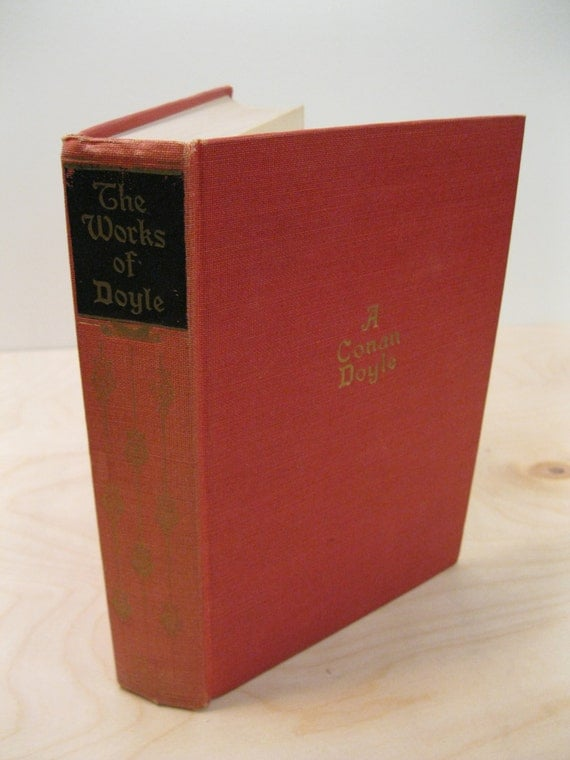 The Works of A. Conan Doyle - Ca. 1920s
