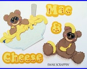 Custom Order for Karen Mac & Cheese Bears