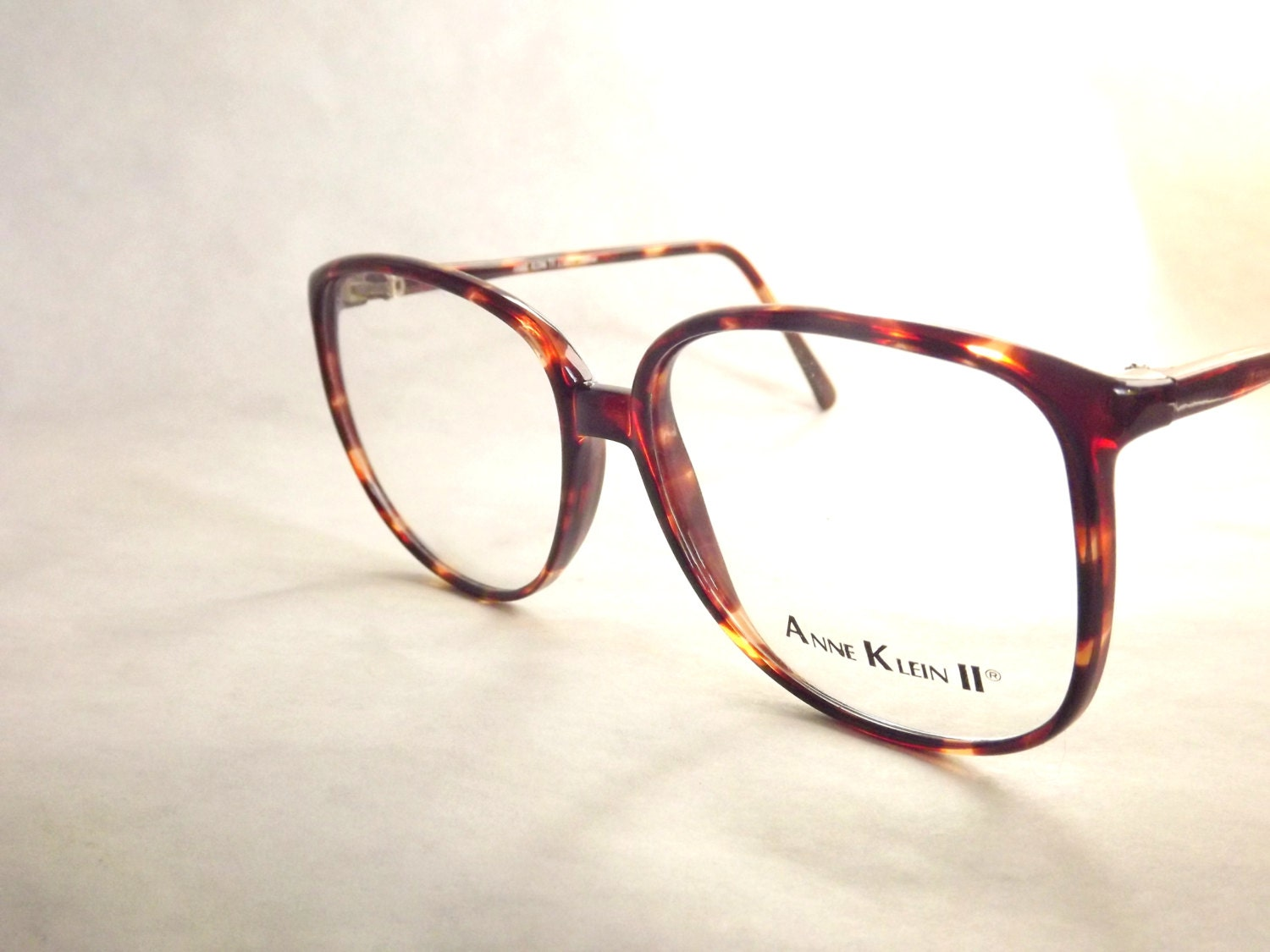 designer eyeglasses tortoise shell eye glasses vintage