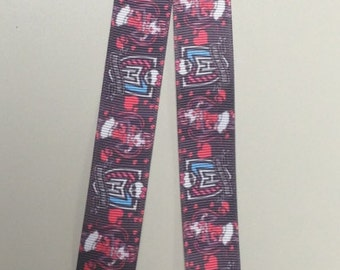 Super cute Monster High Lanyard for you your ID or Badge Holder
