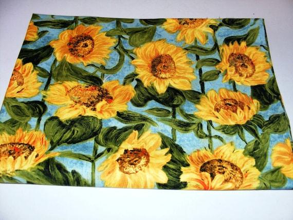 Tuscan Sunflowers - Sunflower Print