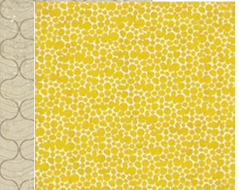 Scrapbook Paper Crate Brook Collection Sunshine 12x12