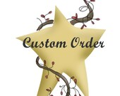 Custom order for Annie